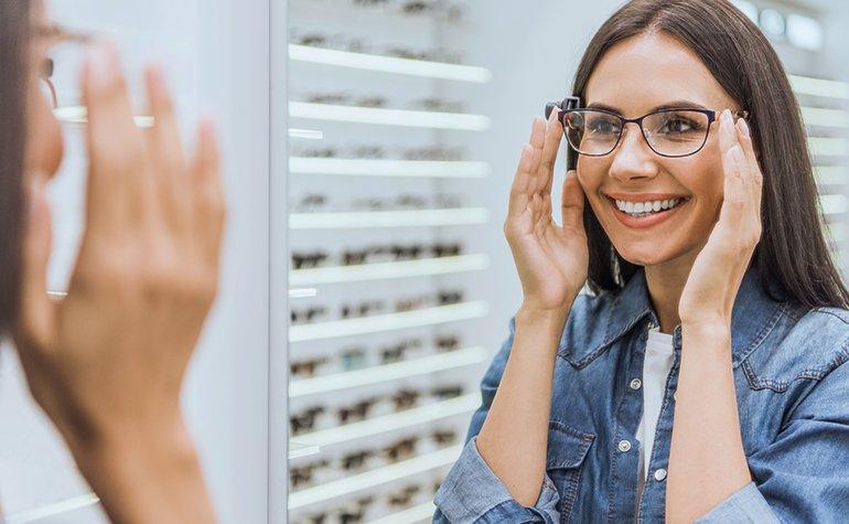 High Index Brillenglaser Bei Starker Fehlsichtigkeit Brille24