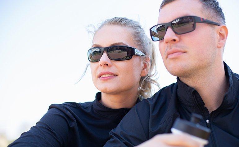 Sportbrillen Fur Jede Aktivitat Mit Und Ohne Sehstarke Brille24