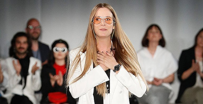 Fashion Week Berlin meets Brille24
