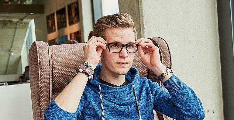 Was Tun Wenn Die Brille Rutscht Brille24