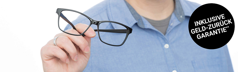 Rückgaberecht Und Zufriedenheitsgarantie Bei Brille24 Brille24