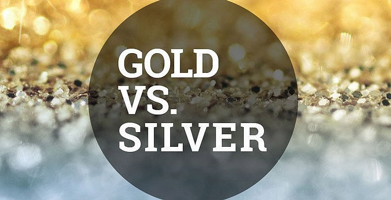 Brille24 Collections: Gold vs. Silver