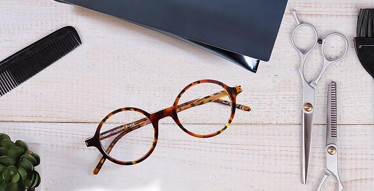 Frisur Und Brille Was Passt Zusammen Brille24 Brille24