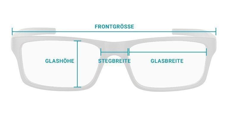So Findest Du Deine Ideale Brillengrosse Brille24