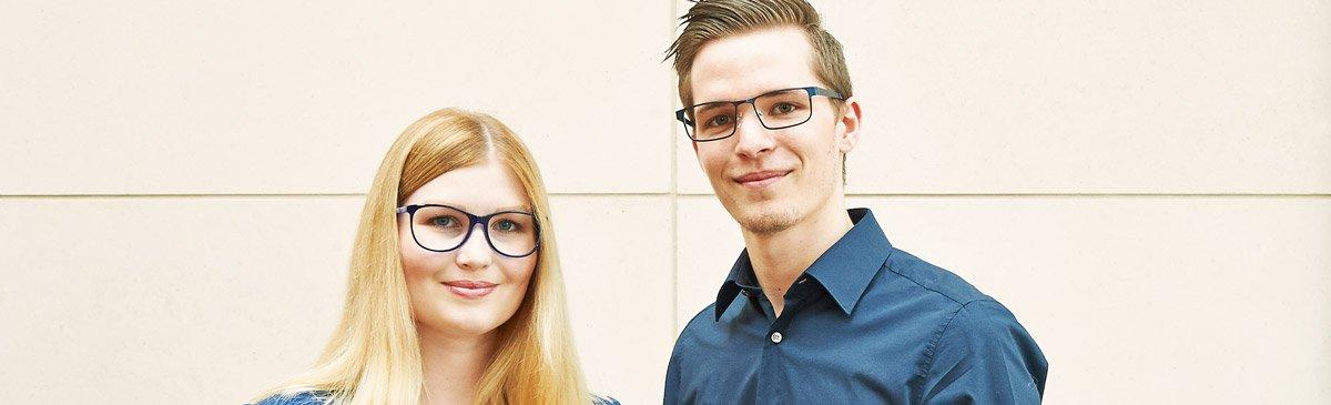 Die Richtigen Brillen Fur Ihre Haarfarbe Und Frisur Brille24