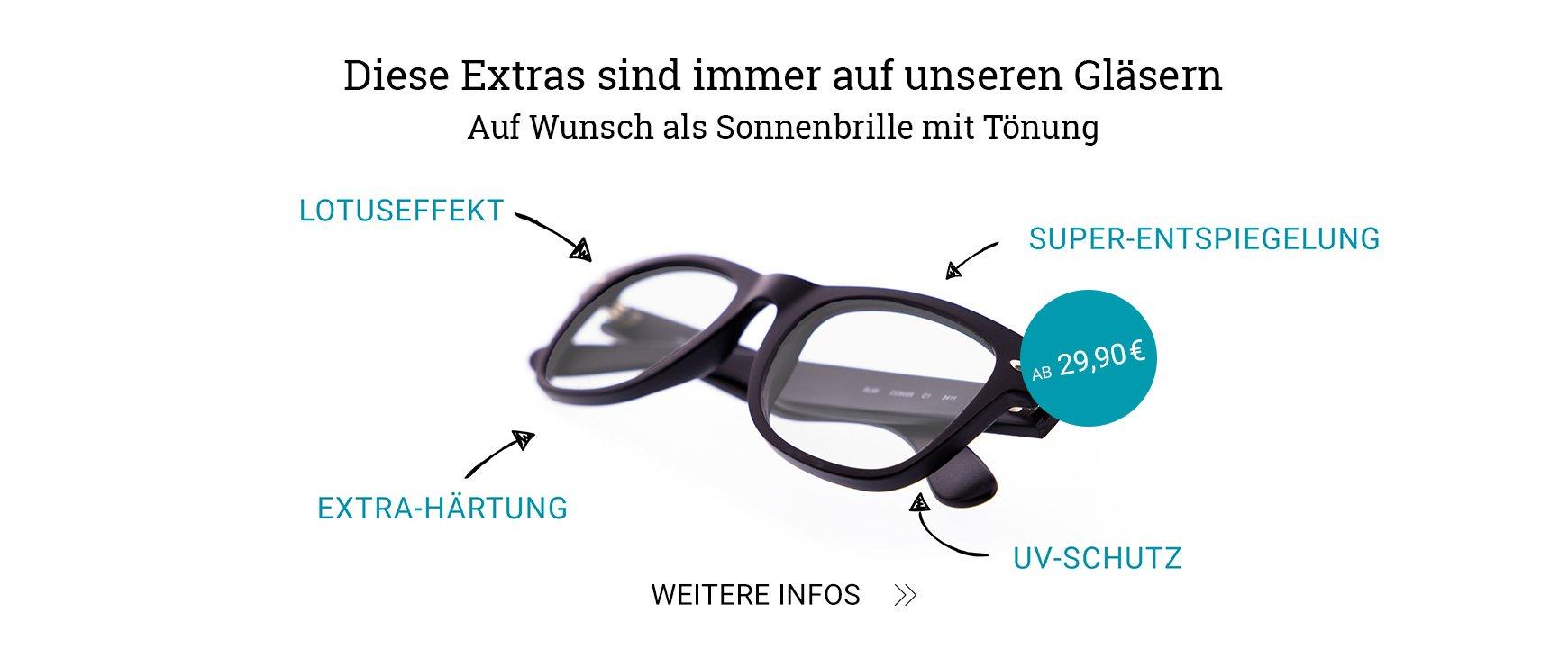 Runde Brillen online bestellen bei Brille24.de