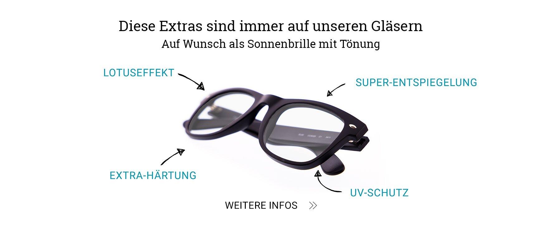 Kleine Brillen online shoppen bei Brille24.de