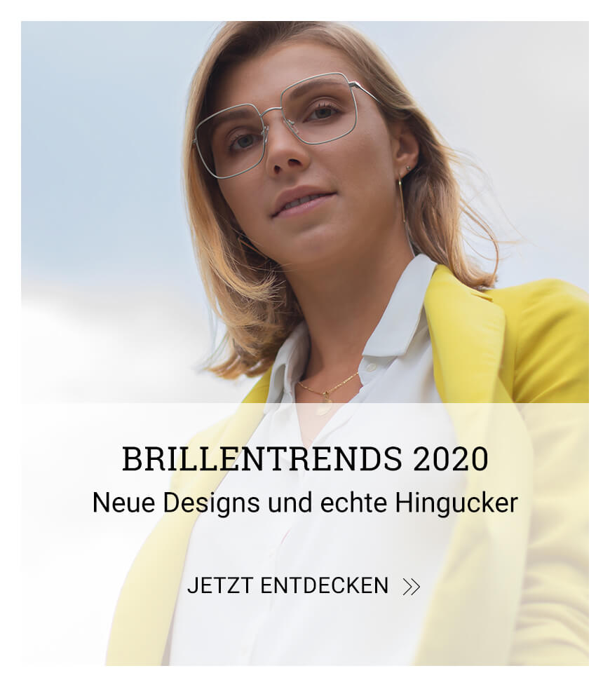 Brillentrends 2020